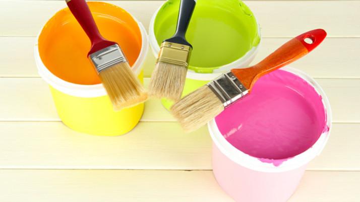 7 Dicas para pintar as paredes de casa sem erro