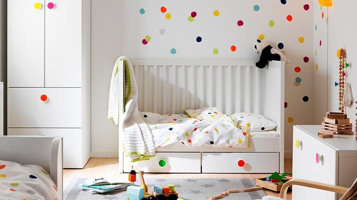 Use a Criatividade: decore o quarto das crianças gastando pouco