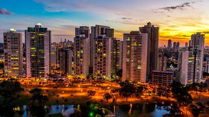 Goiânia: vantagens e belezas de uma capital em crescimento