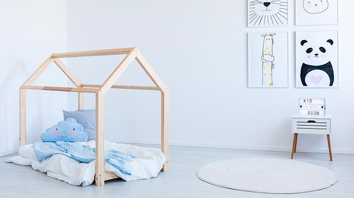 Descubra como decorar o quarto do bebê gastando pouco