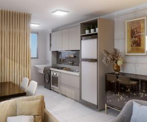 Truques de decoração para sala e cozinha integradas